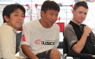 アジアカップ・タイ戦、カーNo1は牟田