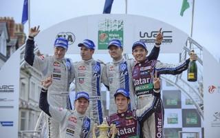 WRCグレートブリテン:デイ4 チームコメント