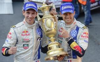 WRCグレートブリテン:オジエが今シーズン9勝目を獲得