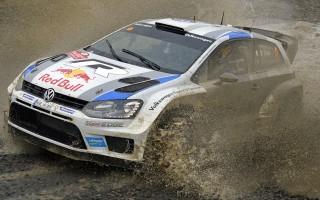WRCグレートブリテン:2日目もオジエが快走