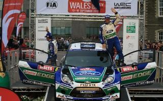 WRCグレートブリテン:日本時間のアイテナリー