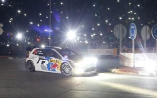 WRCスペイン:オジエが3連続ベストで首位発進