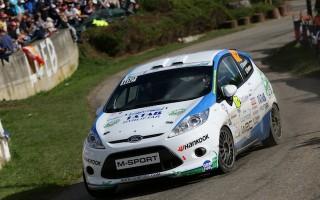 WRCフランス:ティデマンドがJWRCタイトル確定!
