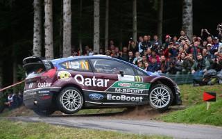 WRCフランス:デイ2 チームコメント