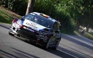 WRCフランス:デイ2を終えてヌービルが首位