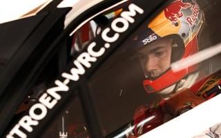 WRCフランス:シェイクダウンは2年連続でソルド