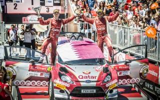 WRCポルトガル・WRC2ポスト会見「僕はまだ44歳だぜ!」