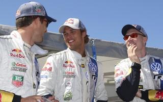 WRCオーストラリア:初日はミケルセンがトップ
