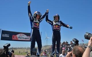 【追加】WRCポルトガル:デイ4コメント「勝って低迷から脱出することができた」