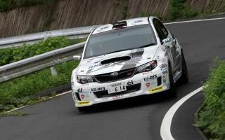 全日本ラリー第6戦・京都、デイ1は勝田範彦がトップ