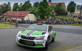 コペッキー、ファビアR5でチェコ選手権逆転勝利