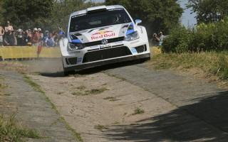 WRCドイツ:初日の2SSでオジエが首位