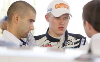 WRCポルトガル:デイ3コメント「タイヤにジョーカーを残している」
