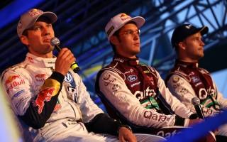 WRCフィンランド:デイ2の接近戦をオジエがリード