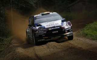 WRCフィンランド:デイ1 チームコメント