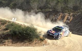 WRC第5戦ポルトガル:3日目終了。ラトバラ逃げ切れるか?