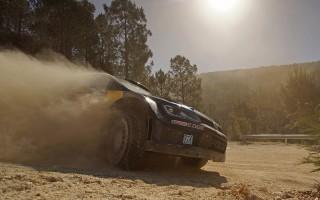 [速報]WRCポルトガル:3日目を終えてオジエが2番手に浮上!