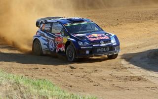 WRC第5戦ポルトガル:2日目を終えてラトバラ好調
