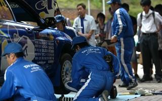 高山自動車短期大学ラリーチーム、いよいよ始動