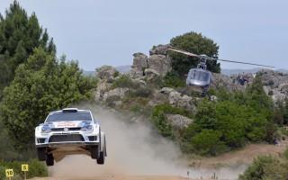 WRCサルディニア:オジエが今季4勝目