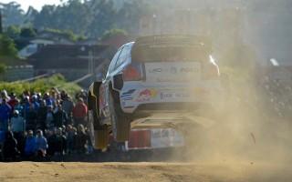 WRCポルトガル:オープニングのスーパーSSはミケルセンがベスト
