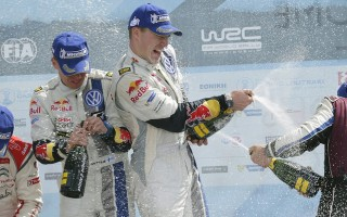 WRCアクロポリス:デイ3チームコメント
