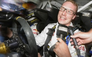 WRCアクロポリス:ラトバラがVW移籍後初勝利!