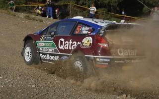 WRCアクロポリス:デイ1チームコメント