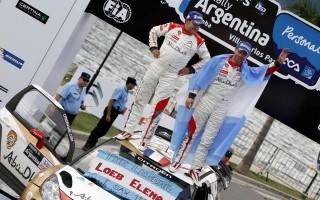 WRCラリーアルゼンチン:デイ3チームコメント
