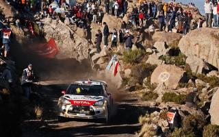 WRCアルゼンチン:ローブが通算78勝目を獲得!