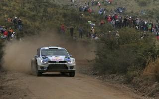 WRCアルゼンチン:デイ1はオジエに軍配