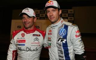 WRCアルゼンチン:SS1はオジエがローブに勝利