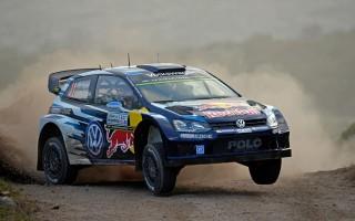 VW、ポルトガルから3台すべてが新型ポロR WRCに