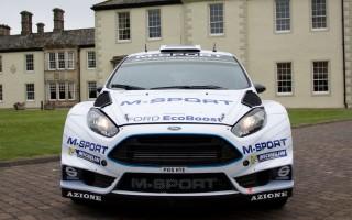 ポルトガルで登場の新型フィエスタRS WRC、鍵は初の内製エンジン