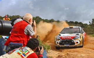 WRCポルトガル:予選ステージはソルドがトップ