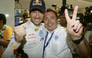 WRCメキシコ:フォルクスワーゲンのオジエが連勝!
