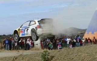 WRCメキシコ:デイ2、オジエのライバルが次々脱落
