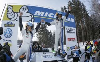 WRCラリースウェーデン:デイ4チームコメント