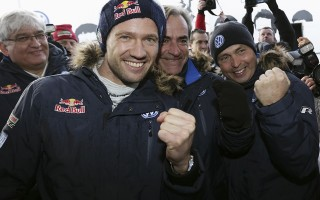 WRCスウェーデン:オジエ、念願の今季初勝利!