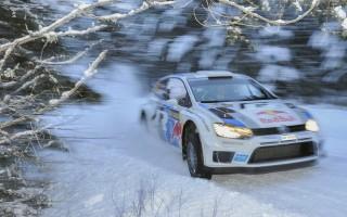 WRCスウェーデン:予選はオジエがトップ