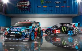 ケン・ブロック、今季WRCには3戦のみの出場へ