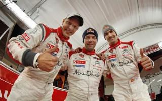 WRCモンテカルロ:デイ4チームコメント