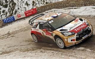 WRCモンテカルロ:ローブが貫録の77勝目を獲得