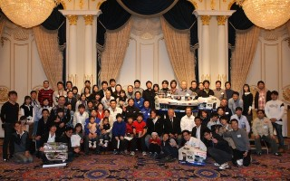 「新井敏弘ファンの集い2013」1月12日に開催