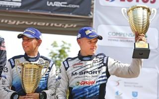 WRCポーランド:デイ4コメント「このポディウムは意味が全く違う」