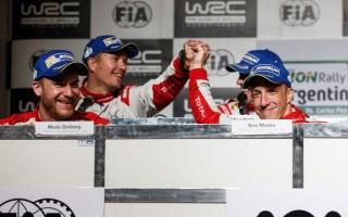 WRCアルゼンチン・ポスト会見「キャリアが終わったと思った時もあった」