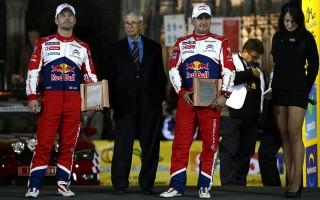 WRCスペイン:ローブが通算76勝目