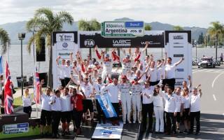 WRCアルゼンチン:デイ4コメント「この勝利はコリン・マクレーに捧げる」