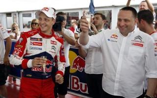 WRCイタリア:デイ4チームコメント