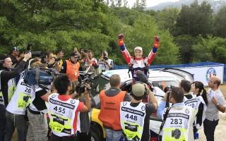 WRCイタリア:ヒルボネン、シトロエンで初勝利